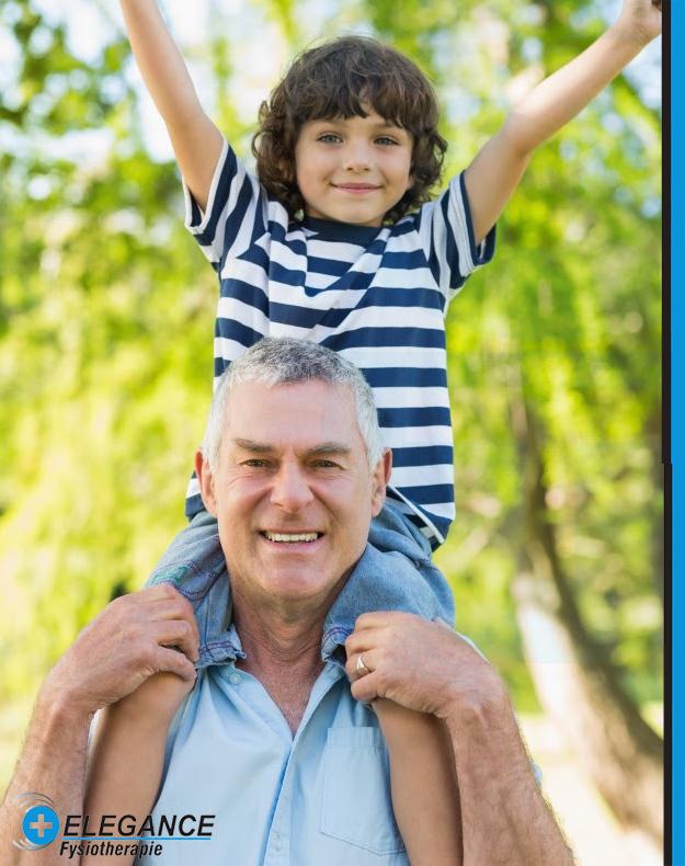 reuma of gewoon last van stijve spieren fysiotherapie Waalwijk